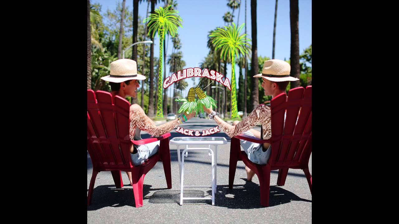 Jack & Jack — California (Official Audio) — #CalibraskaEP