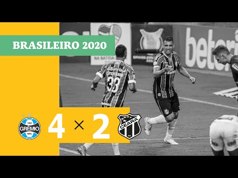 Gremio Ceará Goals And Highlights