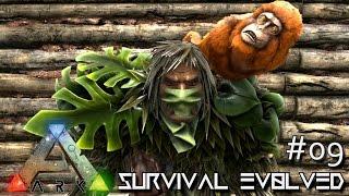 ARK: Survival Evolved - MESOPITHECUS & OVIRAPTOR !!! - SEASON 3 [S3 E09] (Gameplay)