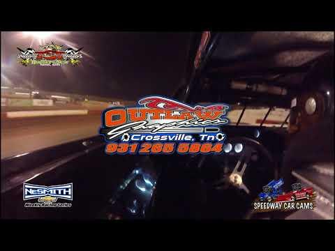 #44 Tony Gray - Winner - Sportsman - ICE BOWL 2018 - Talledega Short Track - In Car Camera