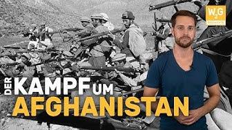 Die Geschichte Afghanistans: Ein Land im Kriegszustand