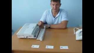 Мини АТС Panasonic TEM824ru(Начальная ёмкость TEM824: 6 внешних и 16 внутренних линий http://www.atc-spb.ru/katalog/seria_te/tem824/, 2012-08-21T11:02:47.000Z)