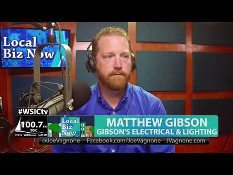 Small Business in the Service Industry: Gibson's Electrical & Lighting on Local Biz Now