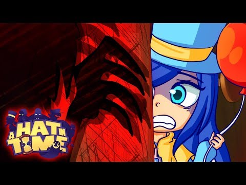 I'M SCARED FOR MY LIFE... (A Hat in Time) #5