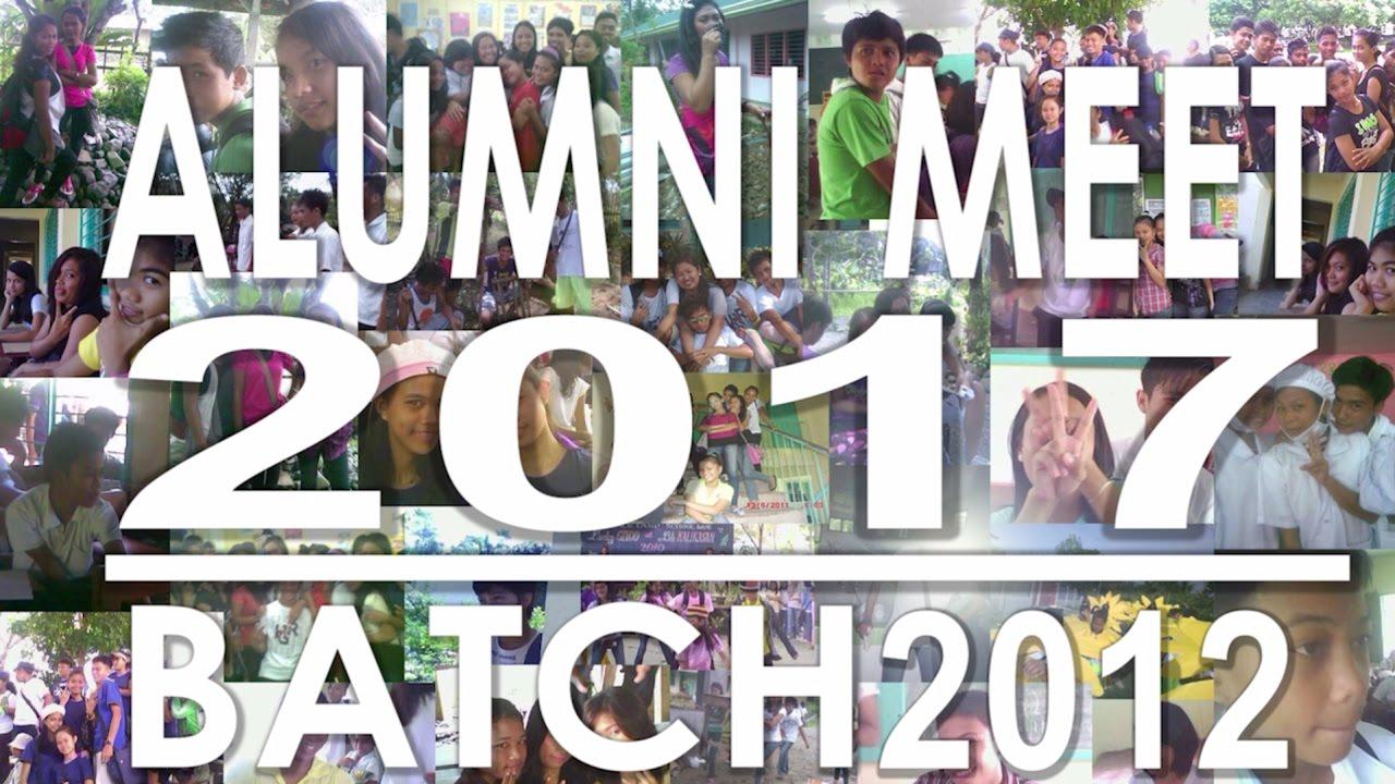 alumni meet 2017 malalag national high school maitum sarangani province avp [ 1280 x 720 Pixel ]