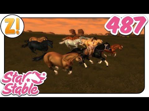 Star Stable [SSO]: Pferderennen durch Stonehenge #487 | Let's Play ♥ [GERMAN/DEUTSCH]