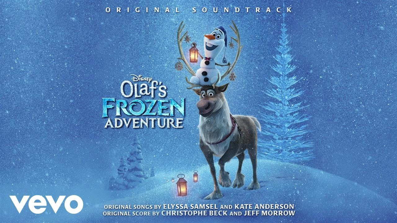 Josh gad that time of year reprise from olaf 39 s frozen adventure audio only youtube - Olaf s frozen adventure download ...