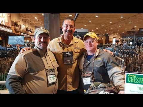 Up North Journal - Interview with Tim Andres of The Rush Outdoors, Outdoorama Show, Darker Than...