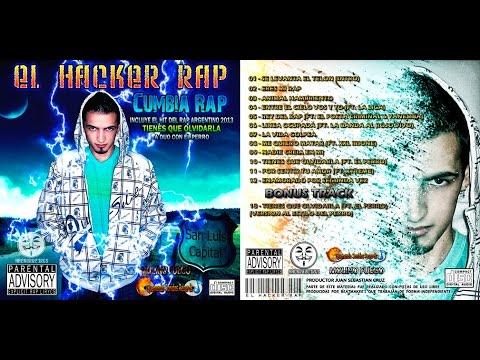 EL HACKER RAP (CD COMPLETO) 2015