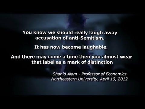 Denis Sullivan: Anti-Semitic Education at Northeastern University