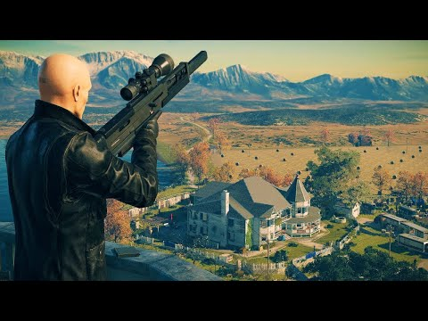 HITMAN New Mission The Vector Colorado Quicker Than Eye Patient Zero