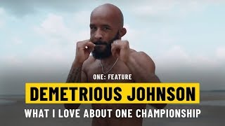 What Demetrious Johnson Loves About ONE   ONE Feature