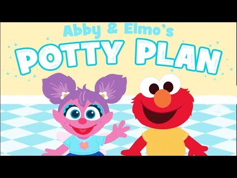Abby And Elmo's Potty Plan! - PBS Kids