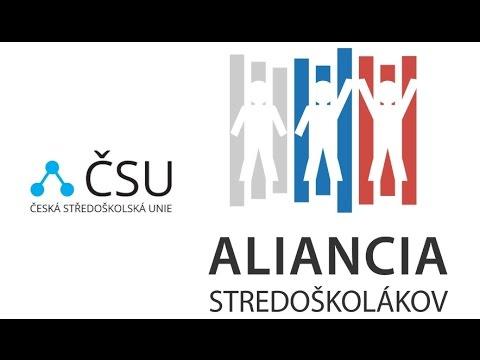 Mladí česi a slováci spájajú sily - Aliancia a ČSU
