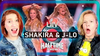 Baixar REACT Shakira & J. Lo's FULL Pepsi Super Bowl LIV Halftime Show (Reação e Comentários)