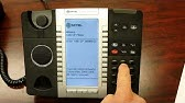 How to obtain IP Address from Mitel IP Phone