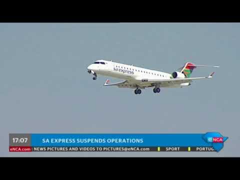SACCA Has Suspended SA Express