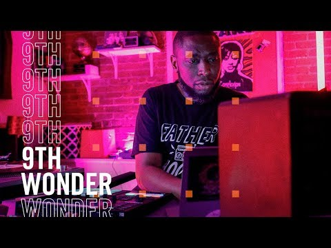 10 Years of MASCHINE: 9th Wonder | Native Instruments - YouTube