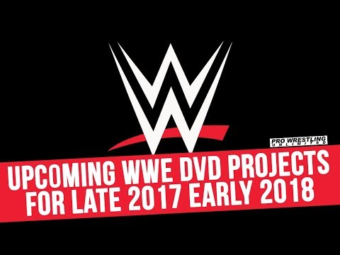 Upcoming WWE DVD Projects For Late 2017 Early 2018