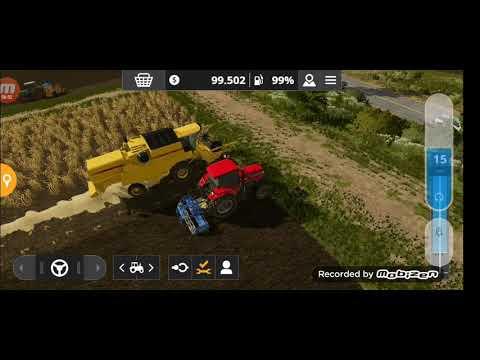 Farming Similatör20 TARLAYI BİTTİ SONUNDA #2