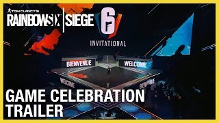 Rainbow Six Siege: Game Celebration Trailer - Six Invitational 2020 | Ubisoft [NA]