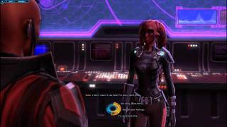 SWTOR Sith Warrior Companions - Vette: Like I Want To Be Treated (Romance)