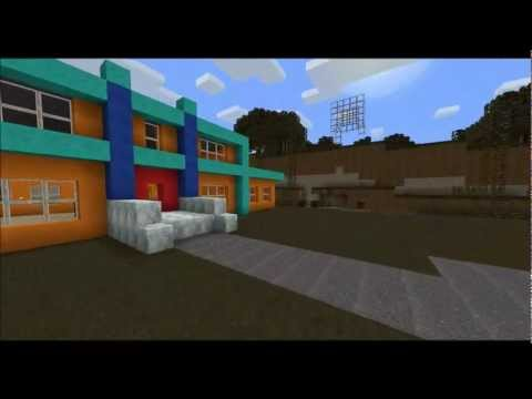Bitcraft-Server: Projekt Springfield Trailer 1