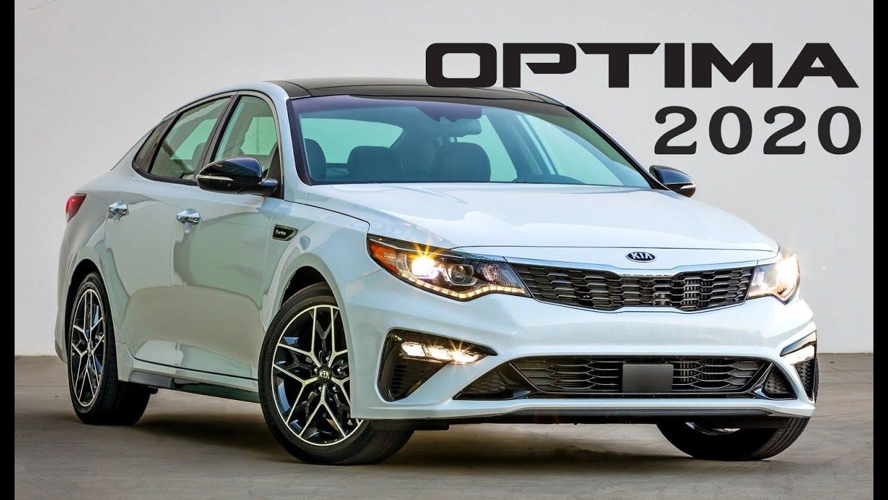 2020 Kia Optima Speed Test