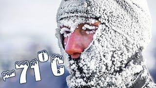 5 Lugares con un Clima Severo