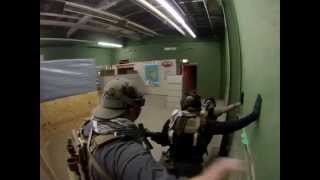 """Intrigue Airsoft """"The Factory"""" Full Auto Game"""