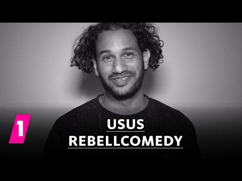 Usus von RebellComedy im 1LIVE Fragenhagel | 1LIVE