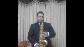 "Mukesh Singh Playing ""Rim Jhim Gire Saawan"" on Saxophone"