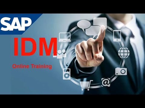 SAP IDM TRAINING VIDEO | SAP IDENTITY MANAGER 7.2 - 8.0 ONLINE DEMO