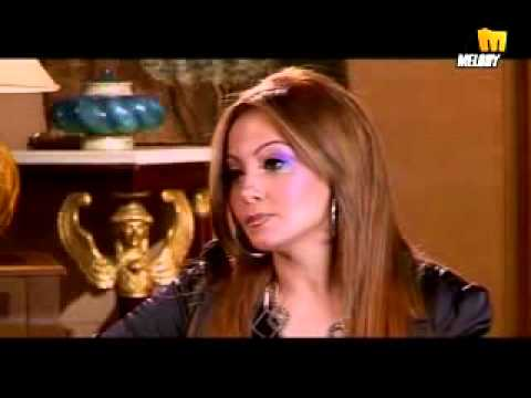 Melody Interviews Bushra  Part 5 _ ميلودى تحاور بشرى - الجزء الخامس Toms Br TV