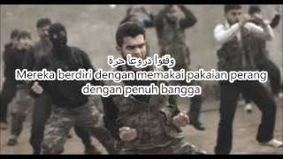 Nasyid Arab tentang Tangisan Syiria, Lirik&Terjemahan (أبكي على شام الهوى)-Misyari Al-Afasy