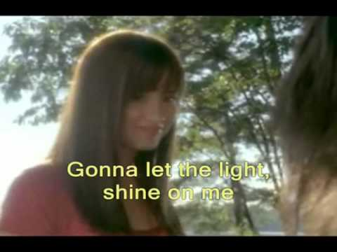 YouTube   Camp Rock  This Is Me   with lyrics