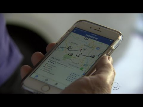 Parents turn to smartphone apps to monitor teen drivers