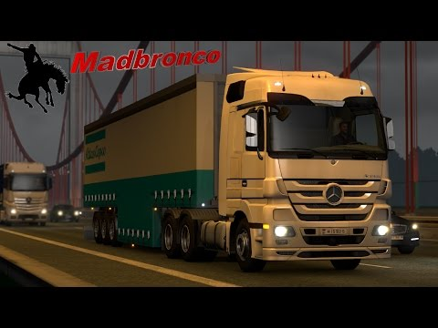 ets2 Driver for Hire ep36 - Slutsk to Dresden (25t Ironware) #1