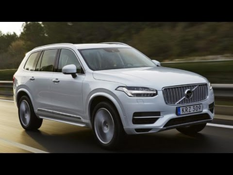 2015 Volvo Xc90 Driven First Verdict On Volvos Crucial New Car