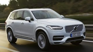 2015 volvo xc90 driven first verdict on volvo s crucial new car