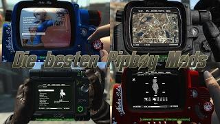 Pipboy Mods - Die besten Fallout 4 Variationen