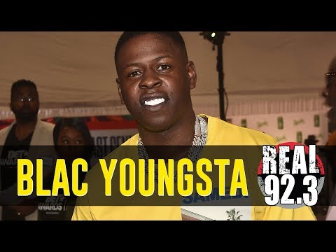 Blac Youngsta Had A Wrestling  blac youngsta