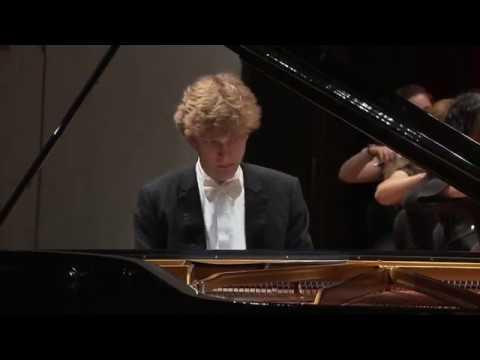 """Horseman"" performed by Jan Lisiecki, Constantin Orbelian and MPO"