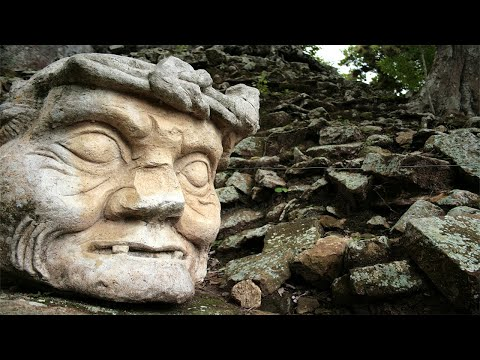 LOST CITY Discovered Deep in The Jungles of Honduras