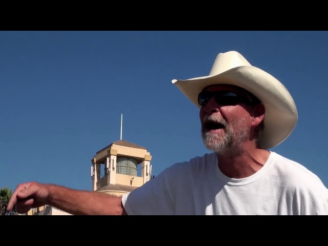 Angry Cowboy Almost Beats Up Ray Comfort!