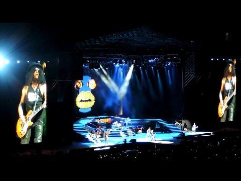 Guns N' Roses Tour 2016 Buenos Aires – Mr. Brownstone