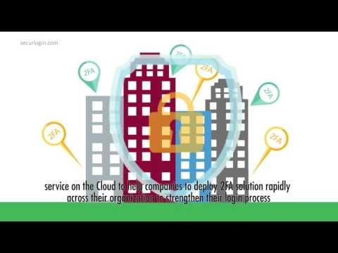 SecurLogin: Two Factor Authentication (2FA) Cloud Solution