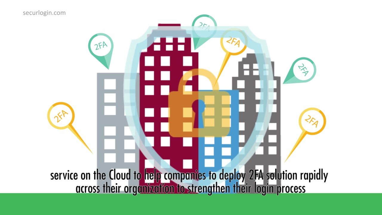 SecurLogin Two Factor Authentication 2FA Cloud Solution