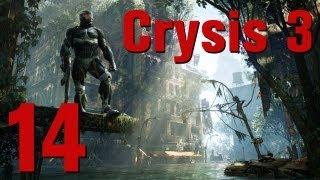 Crysis 3 Walkthrough Part 14 - Only Human