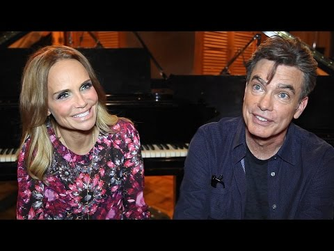 EXCLUSIVE! Kristin Chenoweth and Peter Gallagher Discuss Their Roles in On the Twentieth Century